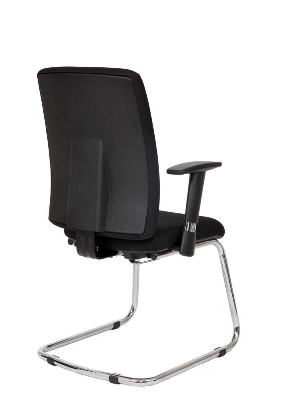 Bureaustoel Basis+ zonder wielen